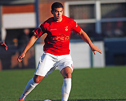 Che Adams, Ilkeston,  FA Trophy 1st Round, St Neots v Ilkeston, Cosy Stadium, Saturday 1st November 2014