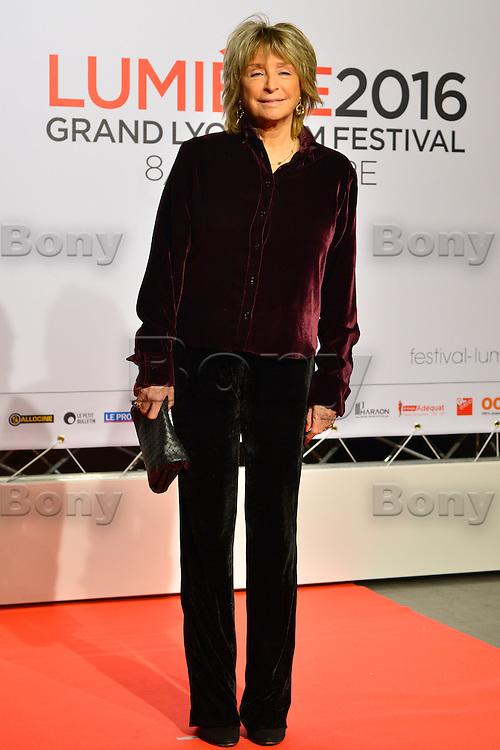 Daniele Thompson<br /> Lyon 8 oct 2016 - Festival Lumi&egrave;re 2016 - C&eacute;r&eacute;monie d&rsquo;Ouverture<br /> 8th Film Festival Lumiere In Lyon : Opening Ceremony