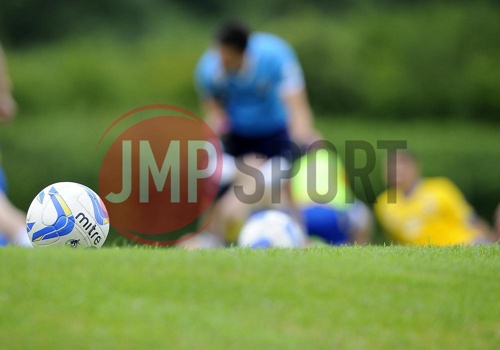 - Photo mandatory by-line: Joe Meredith/JMP - Tel: Mobile: 07966 386802 24/06/2013 - SPORT - FOOTBALL - Bristol -  Bristol Rovers - Pre Season Training - Npower League Two