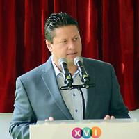 TONATICO, México,(Octubre04,2016).- Eruviel Avila Villegas, gobernador del Estado de México, acompañado del secretario federal de Salud, José Narro Robles, inauguraron una clínica de salud y la semana Binacional de Salud en Palmilla Axixitla en Tonatico. Agencia MVT / José Hernández.