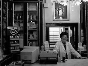 Lady Pharmacist, Orvieto, Italy