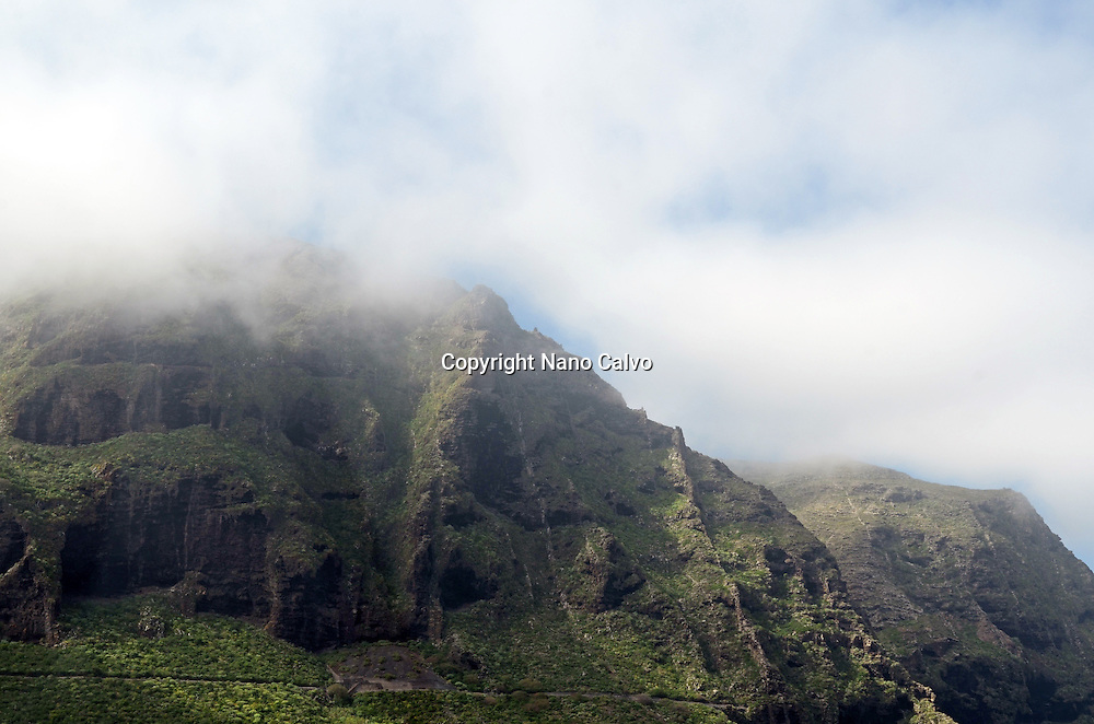 Mountains of Tenerife, Canary Islands