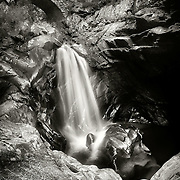 Lower falls of Bruar, Pitagowan, Perthshire