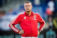 BREDA - NAC - Jong Ajax , Voetbal , Seizoen 2015/2016 , Jupiler league , Rat Verlegh Stadion , 21-08-2015 , Jong Ajax trainer Andries Ulderink