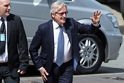 © Licensed to London News Pictures . 30/05/2015 . Manchester , UK . William Roache arriving . A public memorial for Coronation Street actress Anne Kirkbride at Manchester Cathedral , who died on 19th January 2015 . Photo credit : Joel Goodman/LNP
