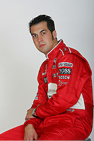 Sam Hornish Jr., Indy Racing Phoenix preseason testing