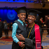 The American Public University System 2017 Commencement Ceremonies at the Gaylord National Harbor in Oxon Hill, MD, p13 May 2017.