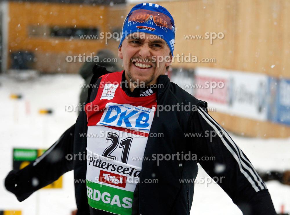 15.12.2011, Biathlonzentrum, Hochfilzen, AUT, E.ON IBU Weltcup, 3. Biathlon, Hochfilzen, Sprint Maenner, im Bild Michael Greis (GER) // during Sprint men E.ON IBU World Cup 3th Biathlon, Hochfilzen, Austria on 2011/12/15. EXPA Pictures © 2011, PhotoCredit: EXPA/ Oskar Hoeher