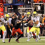 Oregon vs Utah '14