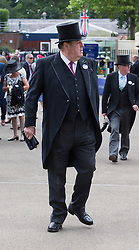 Lord Nicholas Soames at Royal Ascot. Image ©Licensed to i-Images Picture Agency. 20/06/2014. Ascot, United Kingdom. Royal Ascot. Ascot Racecourse. Picture by i-Images