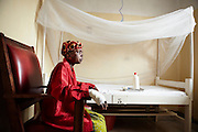 Fran&ccedil;oise fled her village after a fire was set to her house. Harshly burned, she couldn&rsquo;t save two of her children. &lsquo;&lsquo;War pursues us, she says, everywhere we go we would find assailants. Anywhere we are overwhelmed by worries.&rsquo;&rsquo;<br />