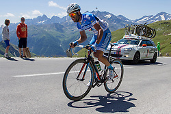Julien El Fares (FRA) of team Marseille 13 KTM during the 166.8 km long 6th stage from Lienz to Kitzbuheler Horn at 67th Tour of Austria, on July 8, 2015, Austria. Photo by Urban Urbanc / Sportida