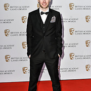 Dan TDM Arrivers at the British Academy (BAFTA) Games Awards at Queen Elizabeth Hall, Southbank Centre  on 4 March 2019, London, UK.