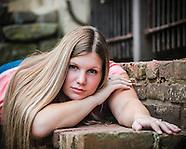 Olivia Ridenour:  Senior Portrait Session