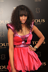 Joy Vielli at a party to announce Kylie Minogue as The Face of Tous held at their store 260 Regent Street, London on 8th June 2010.