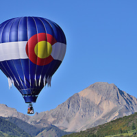 40th (2015) Annual Snowmass Balloon Festival