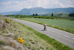 Silvia Pollicini (ITA) at Emakumeen Bira 2018 - Stage 2, a 26.6 km time trial from Agurain to Gasteiz, Spain on May 20, 2018. Photo by Sean Robinson/Velofocus.com