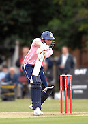 Uxbridge, GREAT BRITAIN, Eoin MORGAN, during the Twenty20 Cup match between Middlx and Kent, at Uxbridge Cricket Ground, England Wed 27.06.2007  [Photo, Peter Spurrier/Intersport-images].....