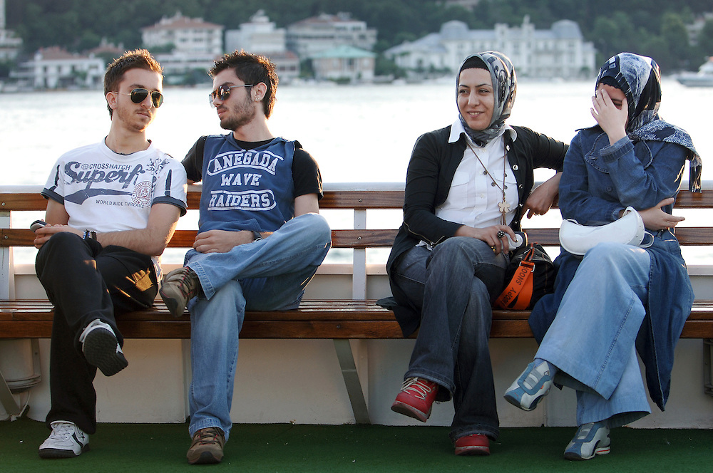 Istanbul, Turkey 06 July 2005 <br />