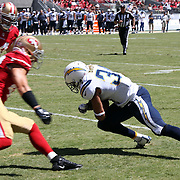 2014 Chargers at 49ers
