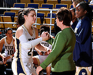 FIU Women's Basketball vs Georgia (Dec 30 2010)