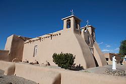 San Francisco de Asis Mission Church, Rancho de Taos