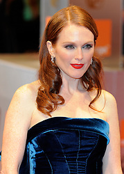 ©London News Pictures. 13/02/2011. Actress Julianne Moore Arriving at BAFTA Awards Ceremony Royal Opera House Covent Garden London on 13/02/2011. Photo credit should read: Peter Webb/London News Pictures