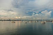 Causeway Skyline, ciudad de Panamá.©Alfredo Jimenez/Istmophoto.com