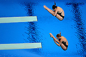 Diving, Womens - 3m Synchro Final