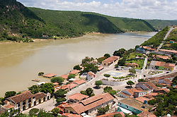 Municipio de Piranhas, em Alagoas. Cidade historica a beira do Rio sao Francisco / Piranhas is a historic city and municipality in the western of the State of Alagoas, in the Northeast Region of Brazil. Located on the bank of the Sao Francisco River.Foto Marcos Issa