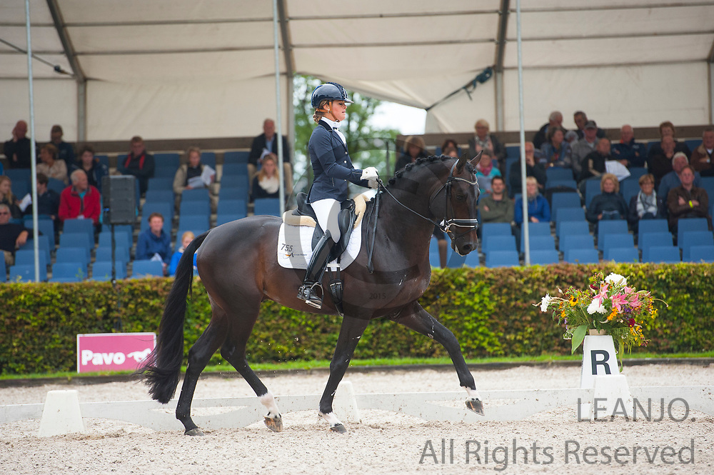 Anne Lehmann - Grappa<br /> KWPN Kampioenschappen 2016<br /> &copy; DigiShots