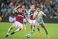 West Ham United v Manchester United 10/05/2018
