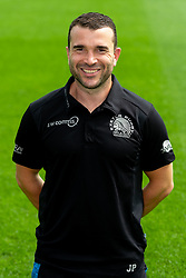 Strength and Conditioning James Parkes - Ryan Hiscott/JMP - 27/08/2019 - SPORT - Sandy Park - Exeter, England - Exeter Chiefs Media Day