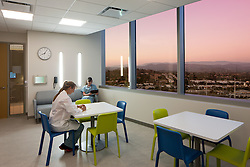 Palomar Pomarado Health Medical Center West by CO Architects photographed by Tom Bonner job # 5820