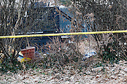 A body was discovered in the backyard at 27 Rowley Street in Rochester on Thursday, January 16, 2014. Police have yet to identify the victim, but the family of Matthew Straton, who has been missing since October, believes the remains are are his. The body was later identified as that of Matthew Straton, 32, who had been missing since October 2013. Dr. William Lewek, 63, a psychiatrist who saw patients at the home on Rowley Street, was convicted of tampering with physical evidence for hiding the body in the backyard, and sentenced to the maximum of up to four years in prison.