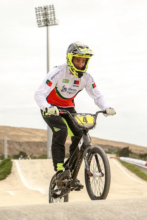 2018 UCI World Championships<br /> Baku, Azerbaijan<br /> 35 &amp; Over Men #4 (MARTINS Hugo) POR
