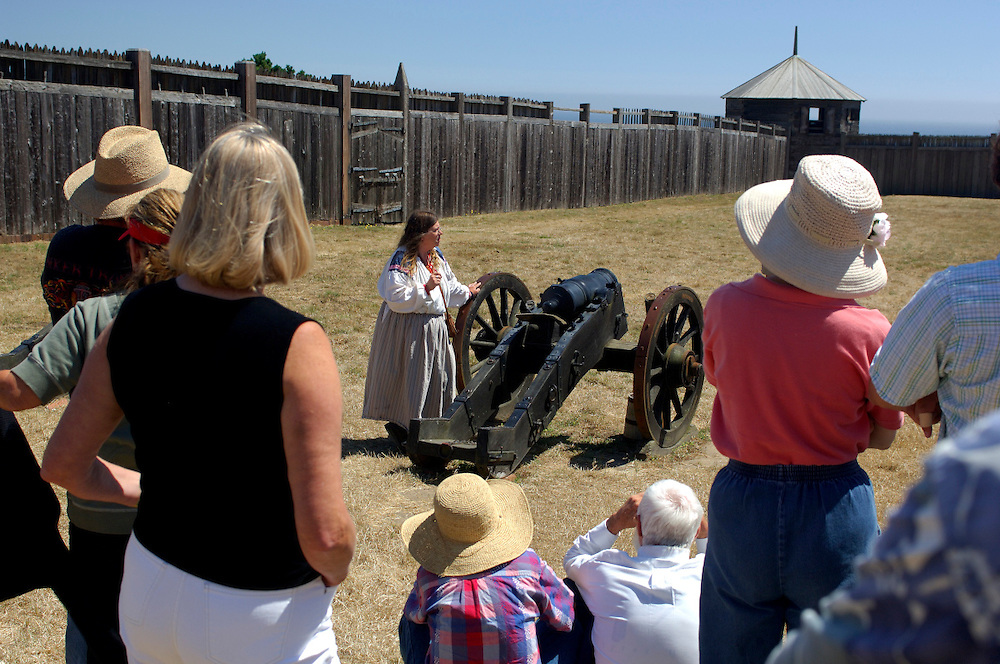 Fort Ross State Historic Park, Fort Ross, California, United States of America