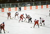 1984 Feb 9 - USA v Czechoslovakia
