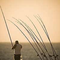 Kaena Point fishing