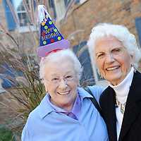 Marge Colburn's 90th Birthday