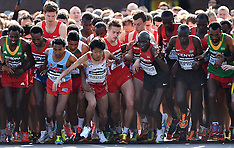 2014 - IAAF World Half Marathon Copenhagen