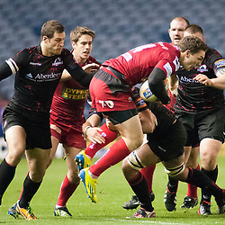 Edinburgh Rugby v Scarlets | RaboDirect PRO 12 | 26 October 2012