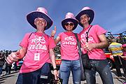 Start, Alghero City, Fans, Public, Pink, during the 100th Tour of Italy 2017, Giro d'Italia, Stage 1, Alghero - Olbia (206km), on May 5, in Sardegna, Italy - Photo Tim De Waele / ProSportsImages / DPPI