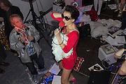 ALEX ZAPAK, Closing party Mayor Gallery, Cork St. London. 17 December 2013