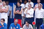 Amedeo Della Valle<br /> Raduno Nazionale Maschile Senior<br /> Allenamento mattina<br /> Trento, 29/07/2017<br /> Foto Ciamillo-Castoria/ M. Brondi