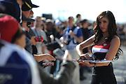 April 19-21, 2013- Ducati grid girls