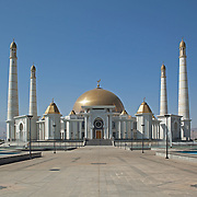 Off the beaten path in Turkmenistan