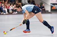 HAMBURG  (Ger) - 06  LMHC Laren v Club Campo de Madrid (Esp) (6-4)   foto: Maxime Kerstholt (Laren)    Eurohockey Indoor  Club Cup 2019 Women . WORLDSPORTPICS COPYRIGHT  KOEN SUYK