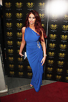 LONDON - May 29: Amy Childs at the Lipsy VIP Fashion Awards 2013 (Photo by Brett D. Cove)