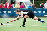 BREDA (Neth.)  Pippa Norman of NZ  during the match  New Zealand vs England U21 women . Volvo Invitational Tournament U21. COPYRIGHT KOEN SUYK